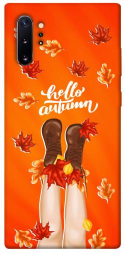 Чехол itsPrint Hello autumn для Samsung Galaxy Note 10 Plus