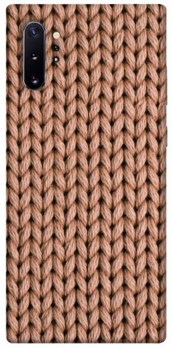 Чехол itsPrint Knitted texture для Samsung Galaxy Note 10 Plus