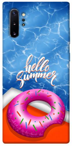 Чехол itsPrint Hello summer для Samsung Galaxy Note 10 Plus