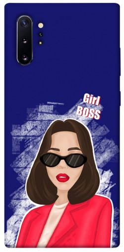 Чехол itsPrint Girl boss для Samsung Galaxy Note 10 Plus