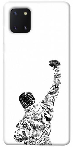 Чехол itsPrint Rocky man для Samsung Galaxy Note 10 Lite (A81)