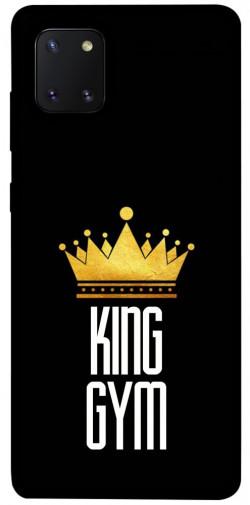 Чехол itsPrint King gym для Samsung Galaxy Note 10 Lite (A81)