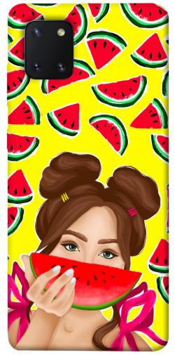 Чехол itsPrint Watermelon girl для Samsung Galaxy Note 10 Lite (A81)