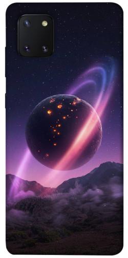 Чехол itsPrint Сатурн для Samsung Galaxy Note 10 Lite (A81)