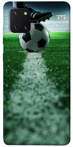 Чехол itsPrint Футболист для Samsung Galaxy Note 10 Lite (A81)