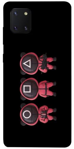 Чехол itsPrint Squid Game picture 6 для Samsung Galaxy Note 10 Lite (A81)