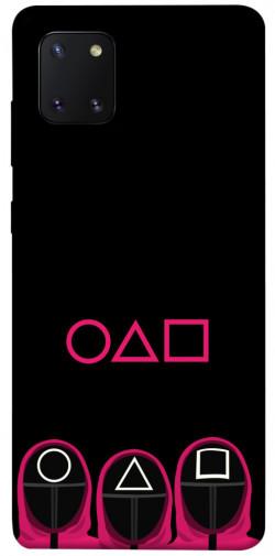 Чехол itsPrint Squid Game picture 5 для Samsung Galaxy Note 10 Lite (A81)