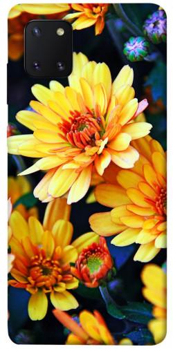 Чехол itsPrint Yellow petals для Samsung Galaxy Note 10 Lite (A81)