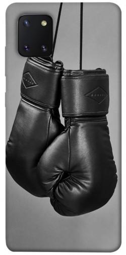 Чехол itsPrint Черные боксерские перчатки для Samsung Galaxy Note 10 Lite (A81)