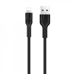 "Дата кабель Hoco U31 ""Benay"" USB to Lightning (1m)"