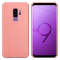 Чехол Silicone Cover without Logo (AA) для Samsung Galaxy S9+