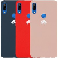 Чехол Silicone Cover Full Protective (AA) для Huawei P Smart Z