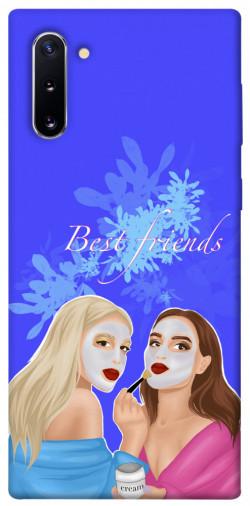 Чехол itsPrint Best friends для Samsung Galaxy Note 10