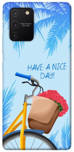 Чехол itsPrint Have a nice day для Samsung Galaxy S10 Lite