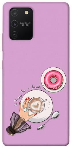 Чехол itsPrint Time for a break для Samsung Galaxy S10 Lite