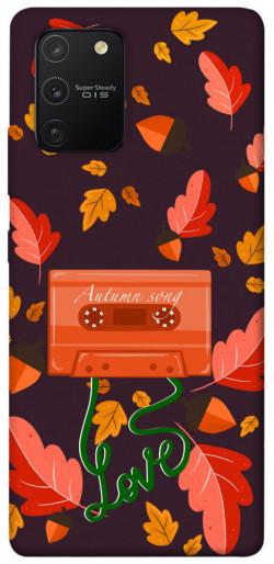 Чехол itsPrint Autumn sound для Samsung Galaxy S10 Lite