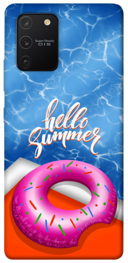 Чехол itsPrint Hello summer для Samsung Galaxy S10 Lite