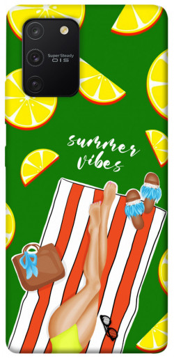 Чехол itsPrint Summer girl для Samsung Galaxy S10 Lite