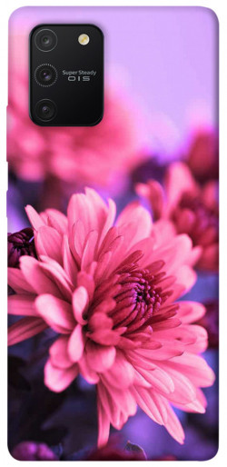 Чехол itsPrint Нежная хризантема для Samsung Galaxy S10 Lite