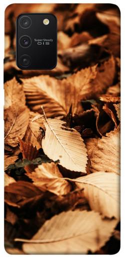 Чехол itsPrint Опавшая листва для Samsung Galaxy S10 Lite