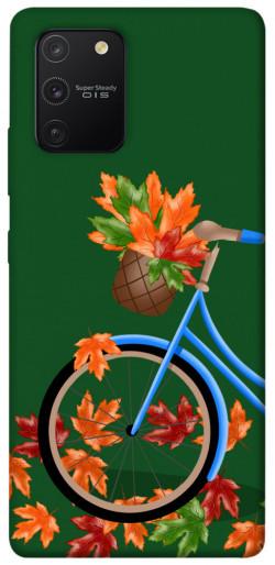 Чехол itsPrint Осенняя прогулка для Samsung Galaxy S10 Lite