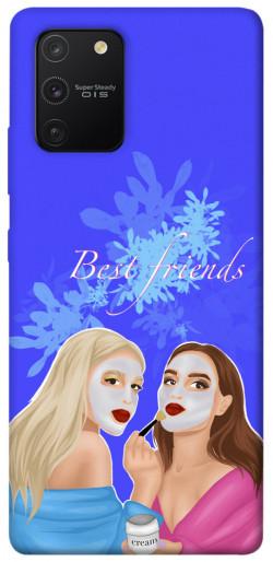Чехол itsPrint Best friends для Samsung Galaxy S10 Lite
