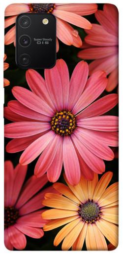 Чехол itsPrint Осенние цветы для Samsung Galaxy S10 Lite