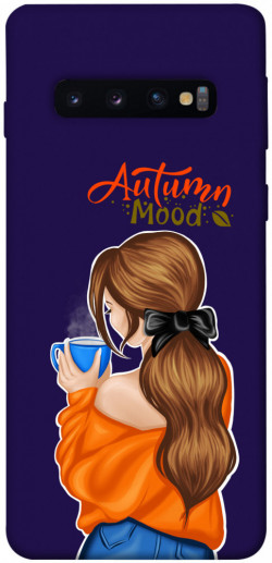 Чехол itsPrint Autumn mood для Samsung Galaxy S10