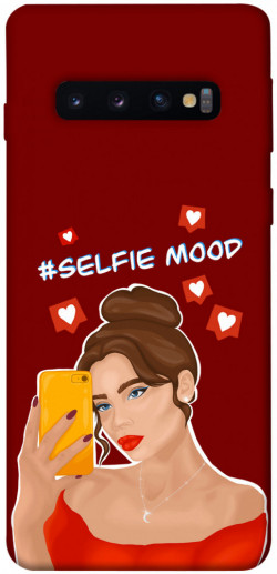 Чехол itsPrint Selfie mood для Samsung Galaxy S10
