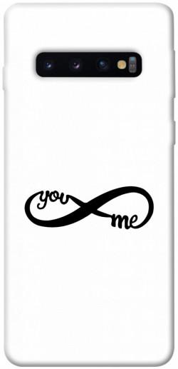 Чехол iPrint You&me для Samsung Galaxy S10