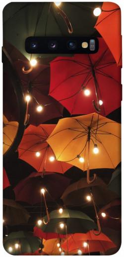 Чехол itsPrint Ламповая атмосфера для Samsung Galaxy S10
