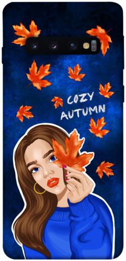 Чехол itsPrint Cozy autumn для Samsung Galaxy S10
