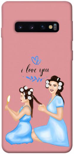 Чехол itsPrint Girlfriends для Samsung Galaxy S10