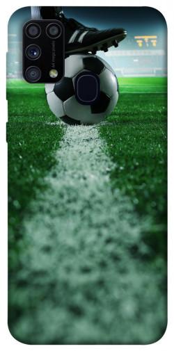 Чехол itsPrint Футболист для Samsung Galaxy M31