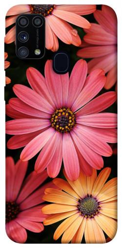 Чехол itsPrint Осенние цветы для Samsung Galaxy M31