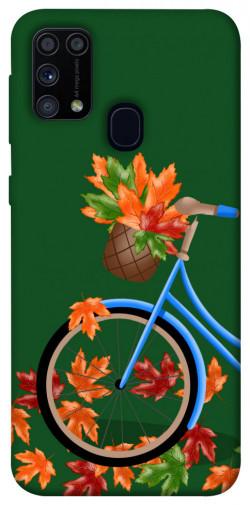 Чехол itsPrint Осенняя прогулка для Samsung Galaxy M31