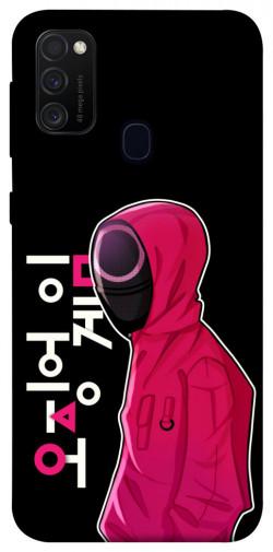 Чехол itsPrint Squid Game picture 7 для Samsung Galaxy M21