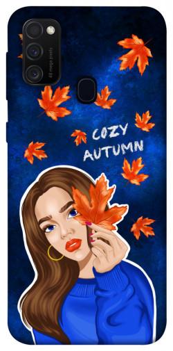 Чехол itsPrint Cozy autumn для Samsung Galaxy M21