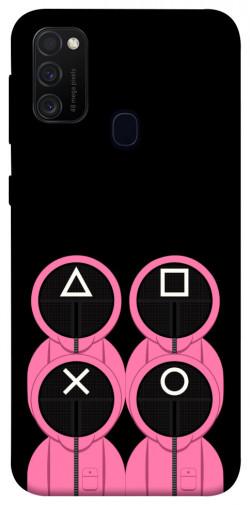 Чехол itsPrint Squid Game picture 8 для Samsung Galaxy M21