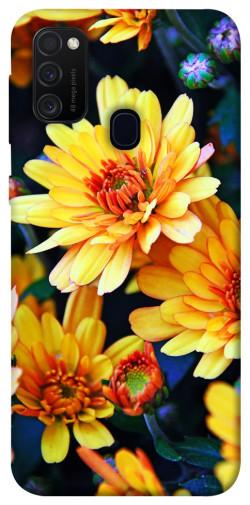 Чехол itsPrint Yellow petals для Samsung Galaxy M21