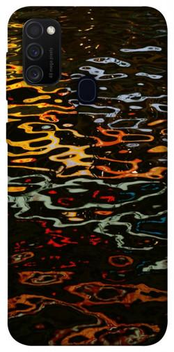 Чехол itsPrint Красочные блики для Samsung Galaxy M21