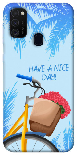 Чехол itsPrint Have a nice day для Samsung Galaxy M21