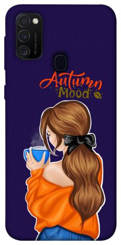 Чехол itsPrint Autumn mood для Samsung Galaxy M21