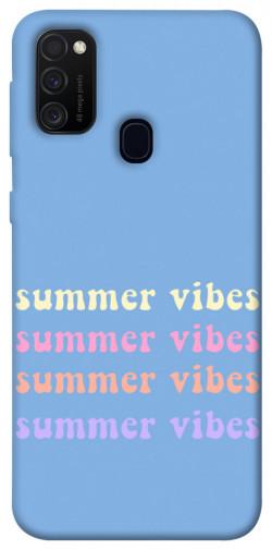 Чехол itsPrint Summer vibes для Samsung Galaxy M21