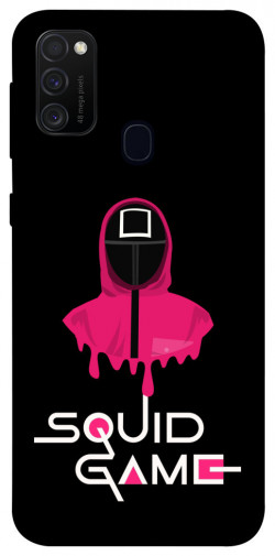 Чехол itsPrint Squid Game picture 4 для Samsung Galaxy M21