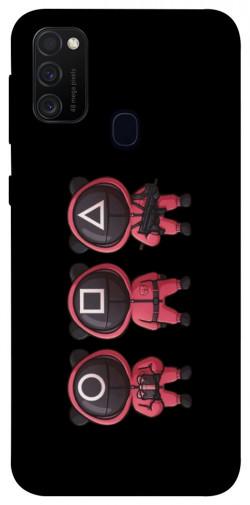 Чехол itsPrint Squid Game picture 6 для Samsung Galaxy M21