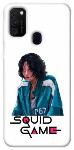 Чехол itsPrint Squid Game picture 3 для Samsung Galaxy M21