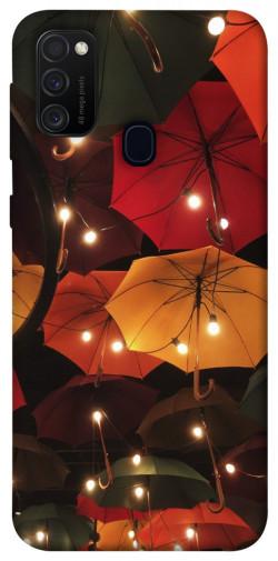 Чехол itsPrint Ламповая атмосфера для Samsung Galaxy M21
