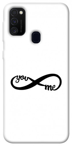 Чехол iPrint You&me для Samsung Galaxy M21