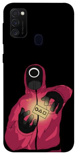 Чехол itsPrint Squid Game picture 9 для Samsung Galaxy M21